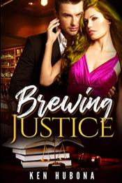 "Agile Writer Ken Hubona Publishes First Novel ""Brewing Justice"""